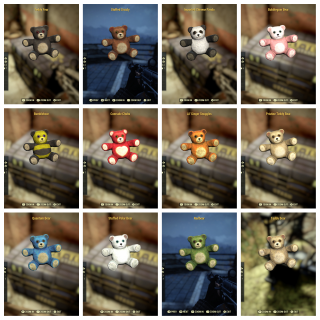 Other | Stuffed Bear Pack