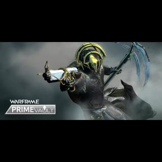 Warframe | [MR2] Frost Prime set