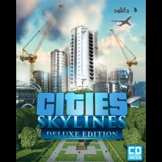 Cities Skylines + After Dark DLC