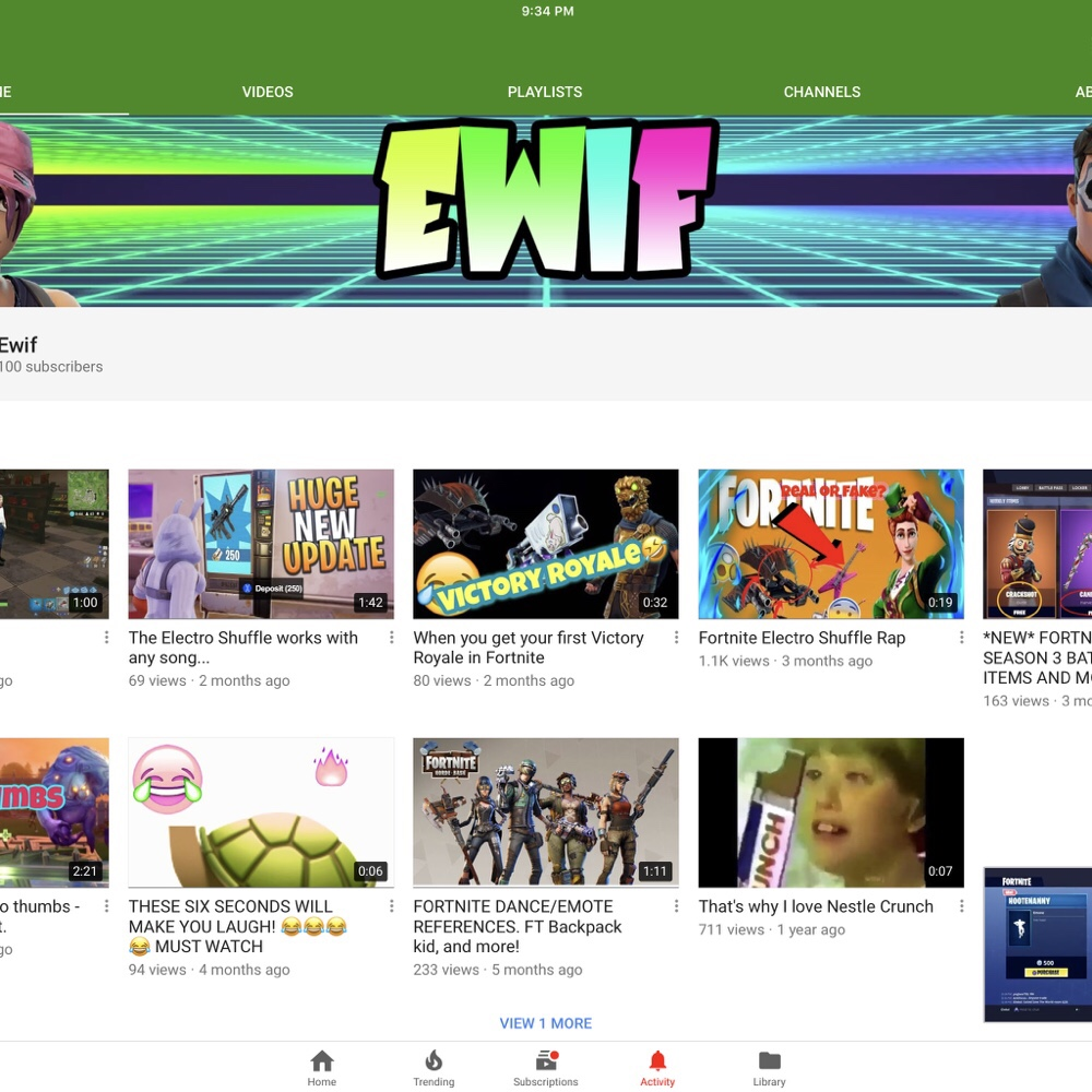Custom Logo or channel banner for youtube 2x - Other