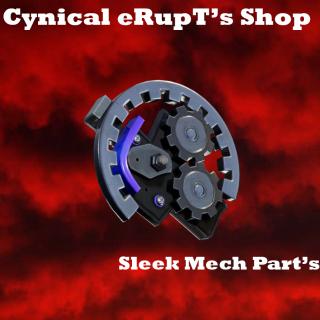 Sleek Mechanical Parts   1 000x