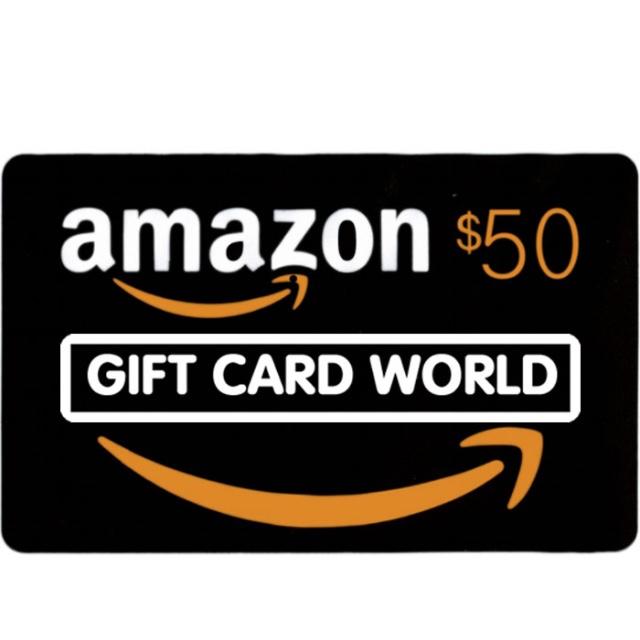 💲50.00 Amazon - GCW - Fast&Easy💲