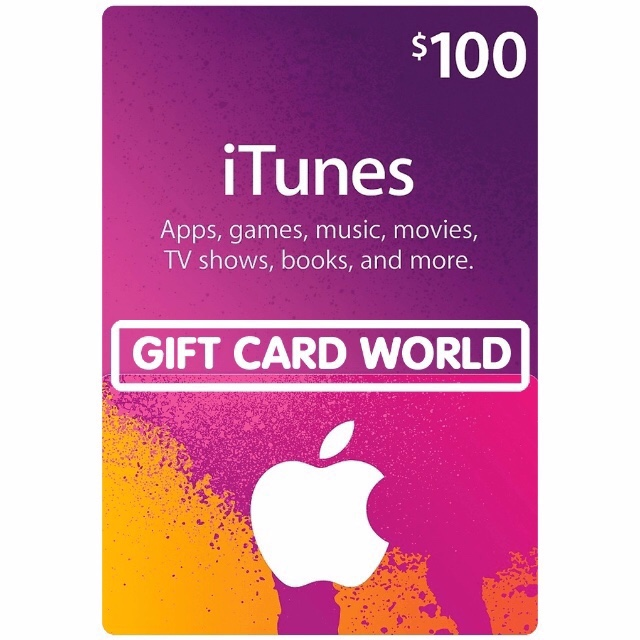💥💥💥$100.00 iTunes 💥💥💥FLASH SALE💥💥💥💥💥