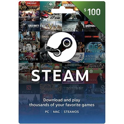 💲100.00 Steam - GCW - Fast&Easy💲