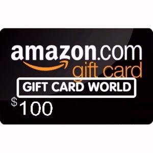 💲100.00 Amazon - GCW - Fast&Easy💲