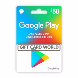 💲50.00 Google Play - GCW - Fast&Easy💲