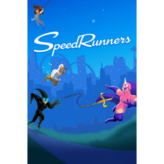 SpeedRunners Steam CD Key - US - AUTO DELIVERY