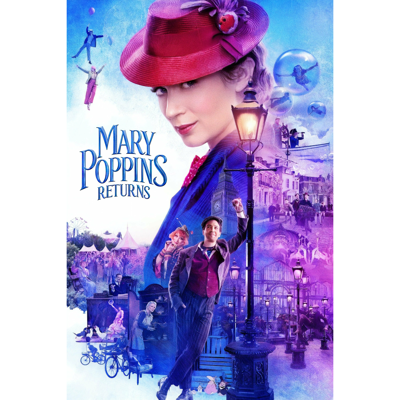 Mary Poppins Returns HD