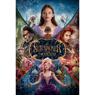 The Nutcracker and the Four Realms 4K Full Unsplit Code + DMR