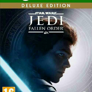 USA Star Wars Jedi - Fallen Order Deluxe Edition XBOX ONE