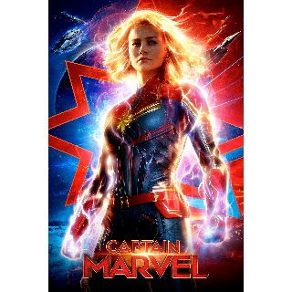 Captain Marvel 4K + DMR Full Code