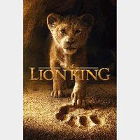 The Lion King 4K Full Unsplit Code + DMR