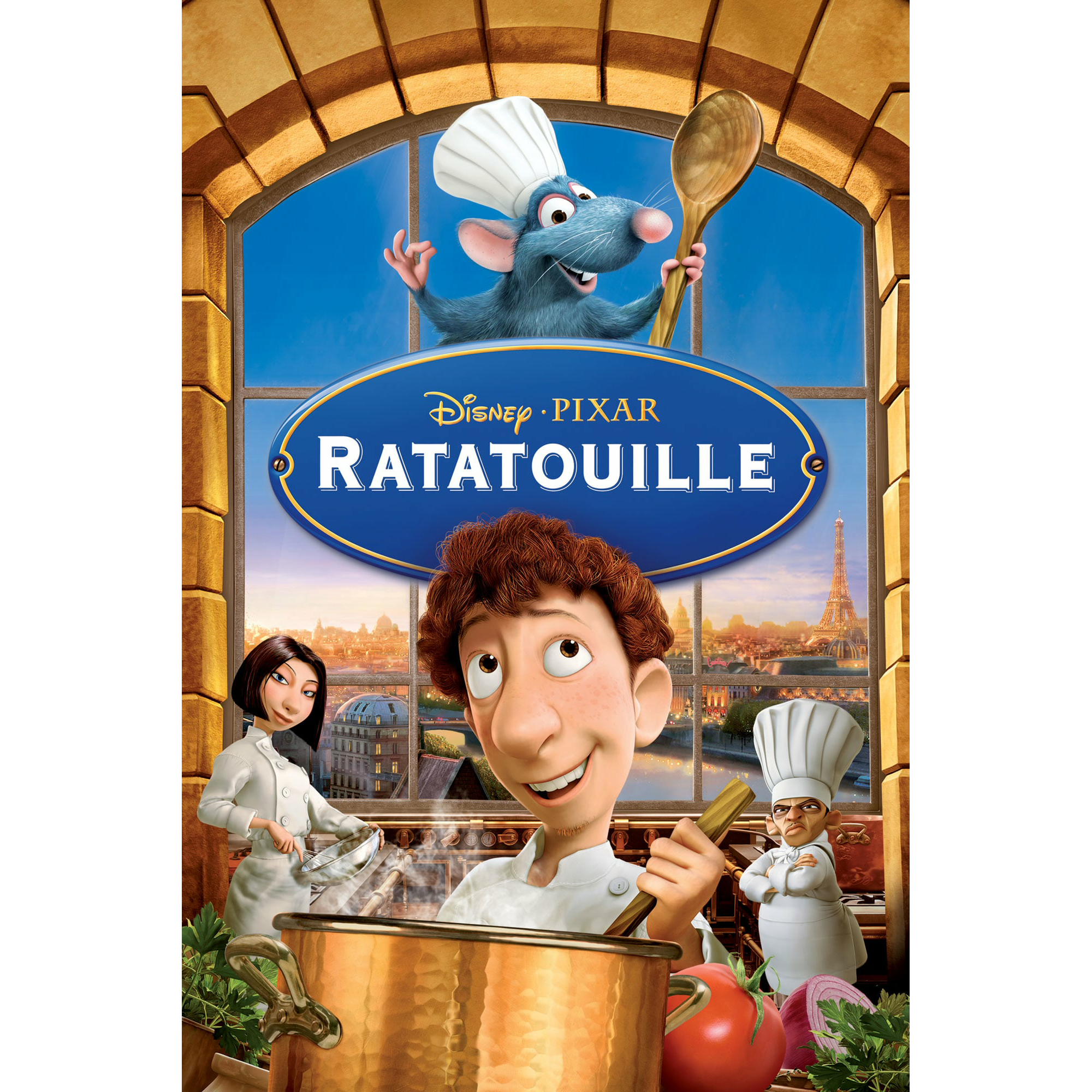 Ratatouille HD