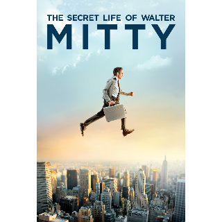The Secret Life of Walter Mitty iTunes