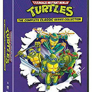 TMNT: The Complete Classic Series Collection (Teenage Mutant Ninja Turtles) <INSTAWATCH>