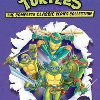TMNT: The Complete Classic Series Collection (Teenage Mutant Ninja Turtles) <INSTAWATCH>