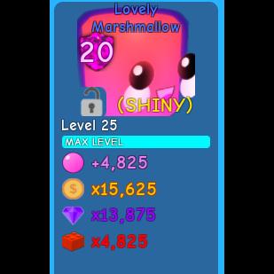 Pet | Shiny Lovely Marshmallow