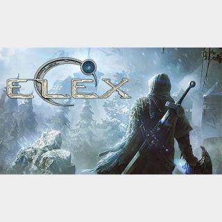ELEX Steam Key 🔑 / Worth $49.99 / 𝑳𝑶𝑾𝑬𝑺𝑻 𝑷𝑹𝑰𝑪𝑬 / TYL3RKeys✔️