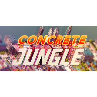 Concrete Jungle Steam Key 🔑 / Worth $6.99 / 𝑳𝑶𝑾𝑬𝑺𝑻 𝑷𝑹𝑰𝑪𝑬 / TYL3RKeys✔️