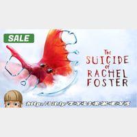 The Suicide of Rachel Foster Steam Key 🔑 / Worth $17.99 / 𝑳𝑶𝑾𝑬𝑺𝑻 𝑷𝑹𝑰𝑪𝑬 / TYL3RKeys✔️