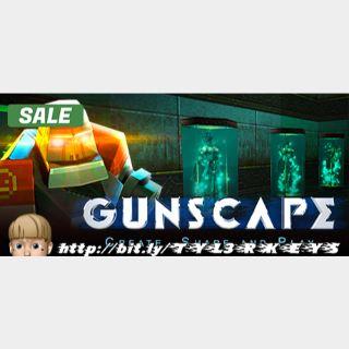 Gunscape Steam Key 🔑 / Worth $19.99 / 𝑳𝑶𝑾𝑬𝑺𝑻 𝑷𝑹𝑰𝑪𝑬 / TYL3RKeys✔️