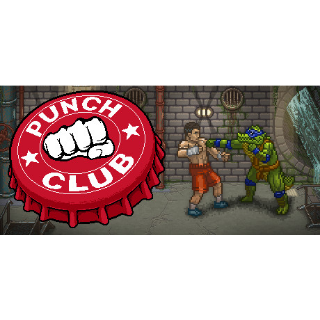 Punch Club Steam Key 🔑 / Worth $9.99 / 𝑳𝑶𝑾𝑬𝑺𝑻 𝑷𝑹𝑰𝑪𝑬 / TYL3RKeys✔️