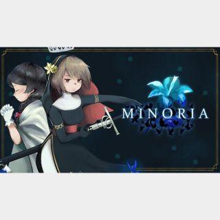 Minoria Steam Key 🔑 / Worth $19.99 / 𝑳𝑶𝑾𝑬𝑺𝑻 𝑷𝑹𝑰𝑪𝑬 / TYL3RKeys✔️