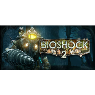 BioShock® 2 Steam Key 🔑 / Worth $19.99 / 𝑳𝑶𝑾𝑬𝑺𝑻 𝑷𝑹𝑰𝑪𝑬 / TYL3RKeys✔️