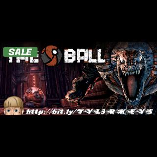 The Ball Steam Key 🔑 / Worth $9.99 / 𝑳𝑶𝑾𝑬𝑺𝑻 𝑷𝑹𝑰𝑪𝑬 / TYL3RKeys✔️