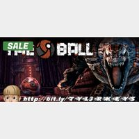 The Ball Steam Key 🔑 / Worth $9.99 / 𝑳𝑶𝑾𝑬𝑺𝑻 𝑷𝑹𝑰𝑪𝑬 / TYL3RKeys✔️