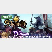 Armello Steam Key 🔑 / Worth $19.99 / 𝑳𝑶𝑾𝑬𝑺𝑻 𝑷𝑹𝑰𝑪𝑬 / TYL3RKeys✔️