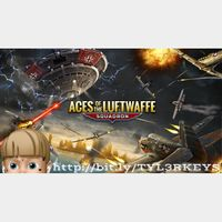 Aces of the Luftwaffe - Squadron PS4 Key 🔑 / Worth $14.99 / 𝑳𝑶𝑾𝑬𝑺𝑻 𝑷𝑹𝑰𝑪𝑬 / TYL3RKeys✔️