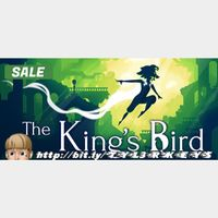 The King's Bird Steam Key 🔑 / Worth $19.99 / 𝑳𝑶𝑾𝑬𝑺𝑻 𝑷𝑹𝑰𝑪𝑬 / TYL3RKeys✔️