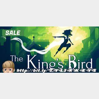 The King's Bird Steam Key 🔑 / Worth $19.99 / 𝑳𝑶𝑾𝑬𝑺𝑻 𝑷𝑹𝑰𝑪𝑬 / TYL3RKeys✔️