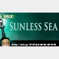 Sunless Sea Steam Key 🔑 / Worth $18.99 / 𝑳𝑶𝑾𝑬𝑺𝑻 𝑷𝑹𝑰𝑪𝑬 / TYL3RKeys✔️
