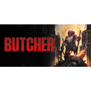 BUTCHER Steam Key 🔑 / Worth $9.99 / 𝑳𝑶𝑾𝑬𝑺𝑻 𝑷𝑹𝑰𝑪𝑬 / TYL3RKeys✔️