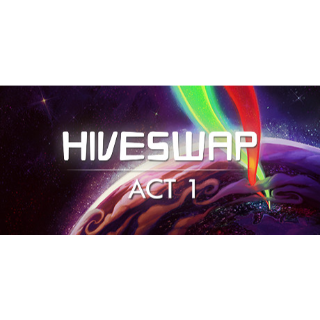 HIVESWAP: Act 1 Steam Key 🔑 / Worth $7.99 / 𝑳𝑶𝑾𝑬𝑺𝑻 𝑷𝑹𝑰𝑪𝑬 / TYL3RKeys✔️