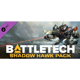 BATTLETECH Shadow Hawk Pack DLC Steam Key 🔑 / Worth $3.99 / 𝑳𝑶𝑾𝑬𝑺𝑻 𝑷𝑹𝑰𝑪𝑬 / TYL3RKeys✔️