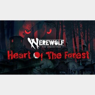 Werewolf: The Apocalypse — Heart of the Forest Steam Key 🔑 / Worth $14.99 / 𝑳𝑶𝑾𝑬𝑺𝑻 𝑷𝑹𝑰𝑪𝑬 / TYL3RKeys✔️