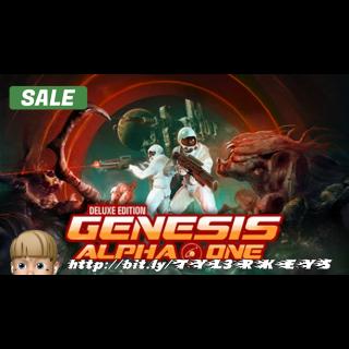 Genesis Alpha One Deluxe Edition Steam Key 🔑 / Worth $29.99 / 𝑳𝑶𝑾𝑬𝑺𝑻 𝑷𝑹𝑰𝑪𝑬 / TYL3RKeys✔️