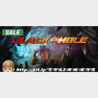 BLACKHOLE: Complete Edition Steam Key 🔑 / Worth $13.99 / 𝑳𝑶𝑾𝑬𝑺𝑻 𝑷𝑹𝑰𝑪𝑬 / TYL3RKeys✔️