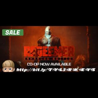 Redeemer: Enhanced Edition Steam Key 🔑 / Worth $14.99 / 𝑳𝑶𝑾𝑬𝑺𝑻 𝑷𝑹𝑰𝑪𝑬 / TYL3RKeys✔️