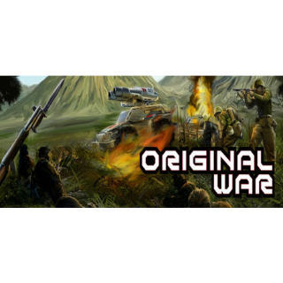 Original War Steam Key 🔑 / Worth $4.99 / 𝑳𝑶𝑾𝑬𝑺𝑻 𝑷𝑹𝑰𝑪𝑬 / TYL3RKeys✔️