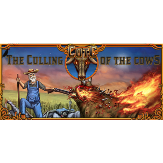 The Culling Of The Cows Steam Key 🔑/ Worth $9.99 / TYL3RKeys✔️