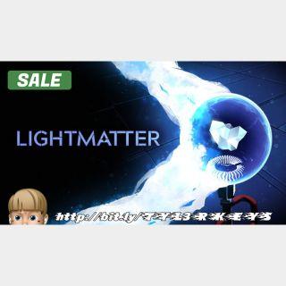 Lightmatter Steam Key 🔑 / Worth $19.99 / 𝑳𝑶𝑾𝑬𝑺𝑻 𝑷𝑹𝑰𝑪𝑬 / TYL3RKeys✔️