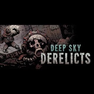 Deep Sky Derelicts Steam Key 🔑 / Worth $19.99 / 𝑳𝑶𝑾𝑬𝑺𝑻 𝑷𝑹𝑰𝑪𝑬 / TYL3RKeys✔️