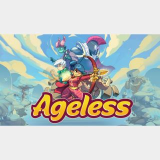 Ageless Steam Key 🔑 / Worth $14.99 / 𝑳𝑶𝑾𝑬𝑺𝑻 𝑷𝑹𝑰𝑪𝑬 / TYL3RKeys✔️