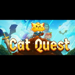 Cat Quest Steam Key 🔑 / Worth $12.99 / 𝑳𝑶𝑾𝑬𝑺𝑻 𝑷𝑹𝑰𝑪𝑬 / TYL3RKeys✔️