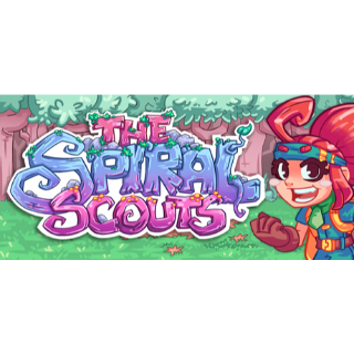The Spiral Scouts Steam Key 🔑 / Worth $9.99 / 𝑳𝑶𝑾𝑬𝑺𝑻 𝑷𝑹𝑰𝑪𝑬 / TYL3RKeys✔️