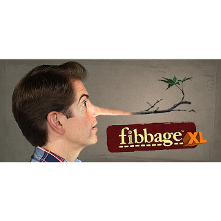 Fibbage XL Steam Key 🔑 / Worth $9.99 / 𝑳𝑶𝑾𝑬𝑺𝑻 𝑷𝑹𝑰𝑪𝑬 / TYL3RKeys✔️